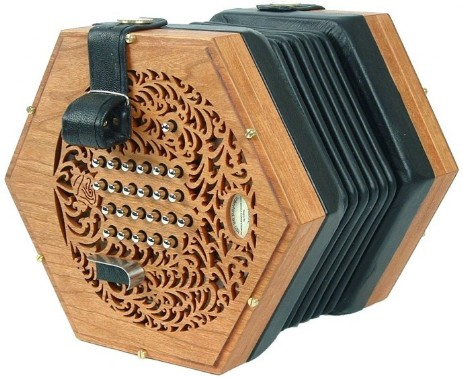 Concertina Connection Rose